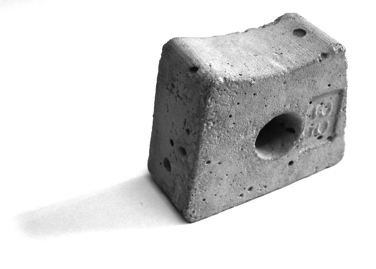 Fiber Cement Spacers : Manufacturing concrete spacers